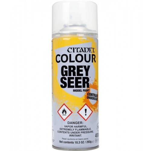 GREY SEER SPRAY (400 ml) - Games Workshop 6234