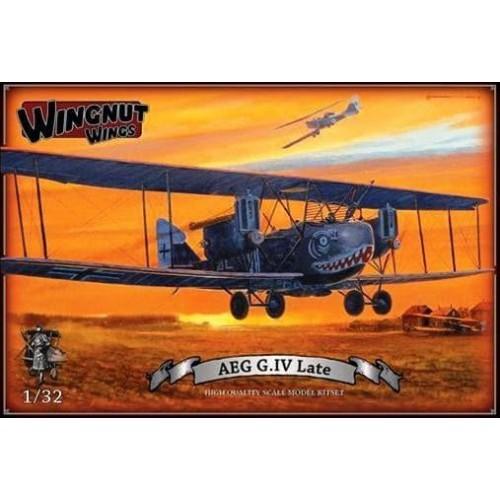 AEG G.IV (Late) -1/32- Wingnut Wings 32042