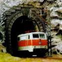 PORTAL TUNEL 1 VIA escala N  (2 unidades)