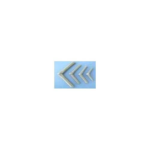 BISAGRAS REDONDAS 2x33mm (10 UNIDS)