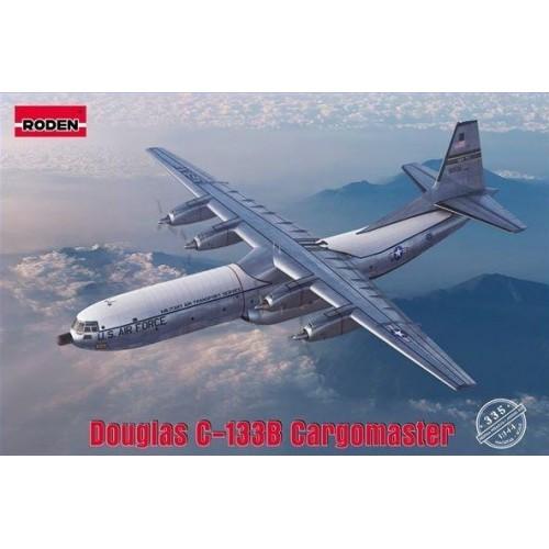 DOUGLAS C-133 B CARGOMASTER -1/144- Roden 335