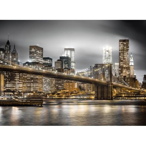 PUZZLE 1000 Pzs NEW YORK SKYLINE - Clementoni 39366