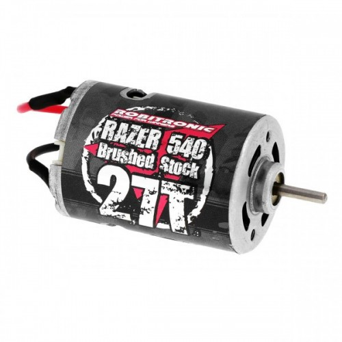 Razer Motor 540 27T Brushed Stock