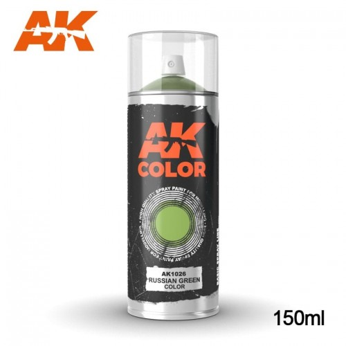 SPRAY VERDE RUSO 150 ml - AK 1026