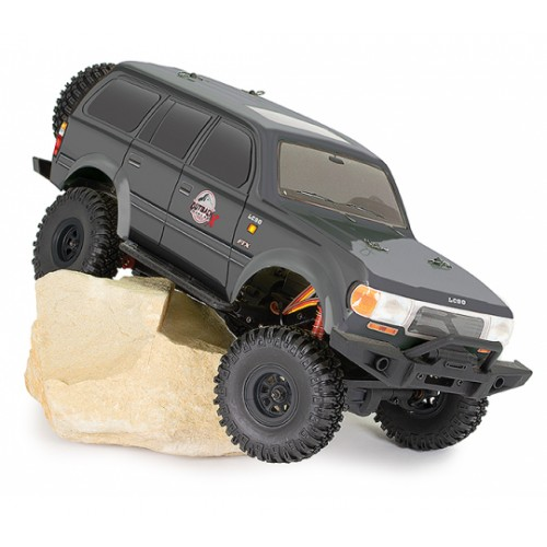 FTX OUTBACK MINI X LC90 1:18 TRAIL READY-TO-RUN GREY ELECTRICO RC