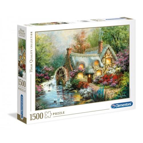 PUZZLE 1500 PZS COUNTRY RETREAT - CLEMENTONI 31812
