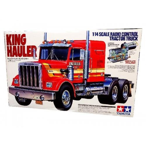 Camion RC King Hauler Kit 1/14 TAMIYA 56301