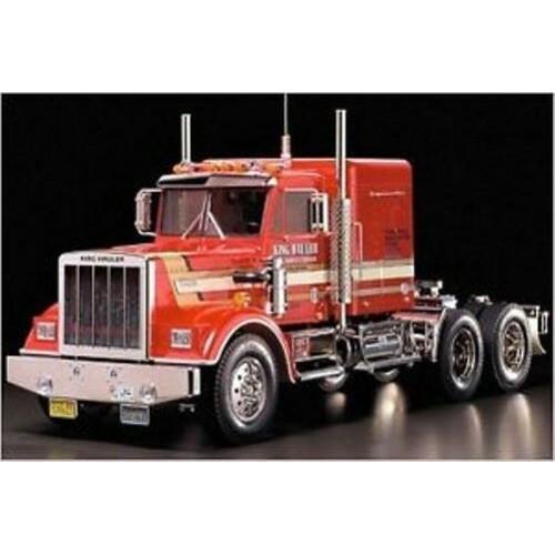 RC Camion King Hauler Kit 1/14 TAMIYA 156301