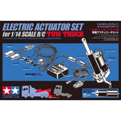 R/C Tow Truck Actuator Set TAMIYA 56553