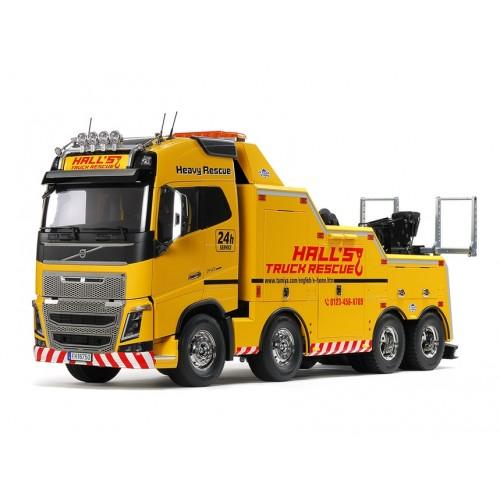 FH16 8x4 Tow Truck TAMIYA 56362, TAMIYA CARSON 300056362