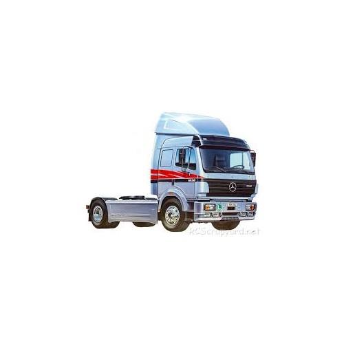 CAMION RC Mercedes-Benz 1838 LS Kit ESCALA 1/14 TAMIYA 56305