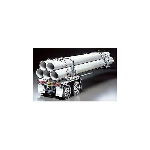 RC Pole-Trailer Kit w/Tubes ESCALA 1/14 TAMIYA 56310