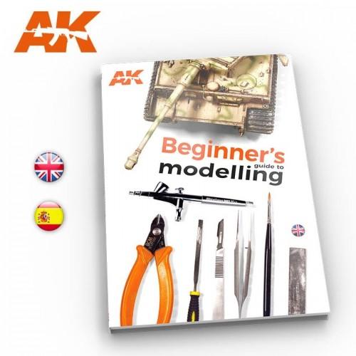 GUIA DE MODELISMO PARA PRINCIPIANTES (Castellano) - AK Interactive AK252