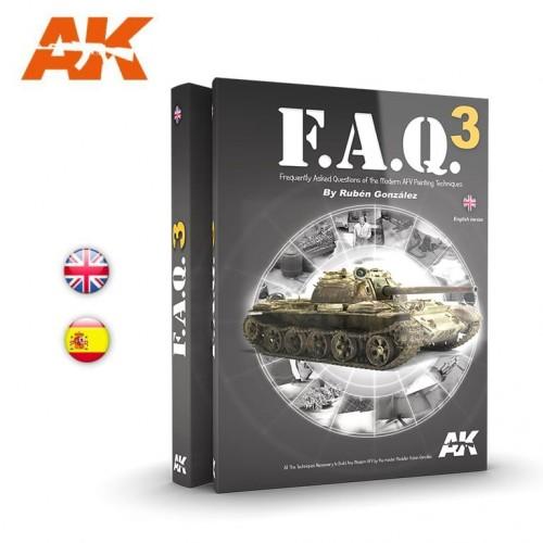 F.A.Q. 3 VEHICULOS MILITARES - AK Interactive AK289