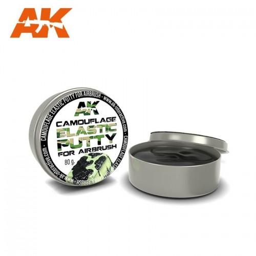 ELASTIC MASKING PUTTY (80 gr) - AK Interactive AK8076