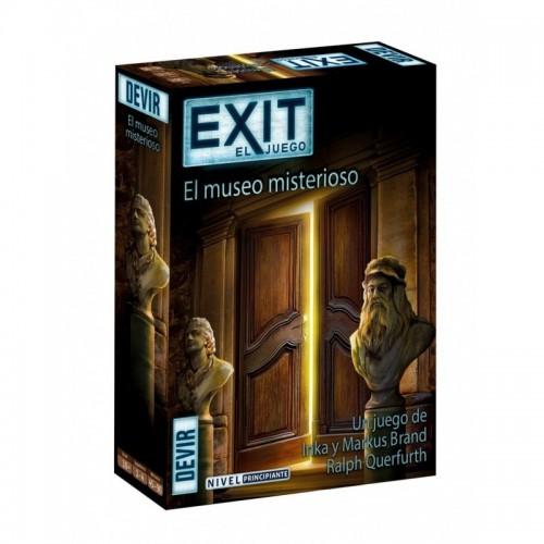 EXIT EL MUSEO MISTERIOSO - DEVIR