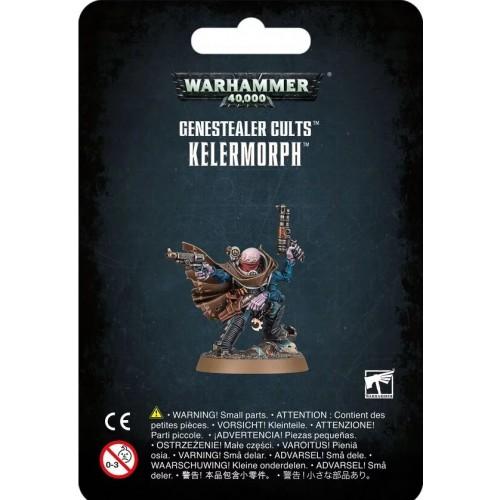 GENESTEALER CULTS KELERMORPH - GAMES WORKSHOP 51-67