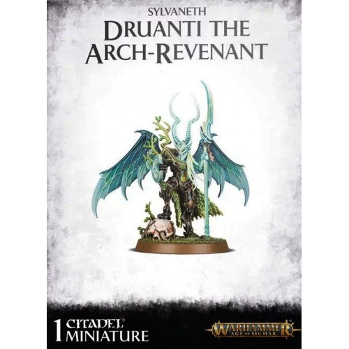 SYLVANETH: DRUANTI THE ARCH-REVENANT - Games Workshop 92-19