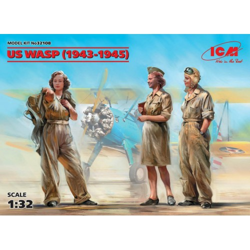 PERSONAL WASP US AIR FORCE (1943-45) -1/32- ICM 32108