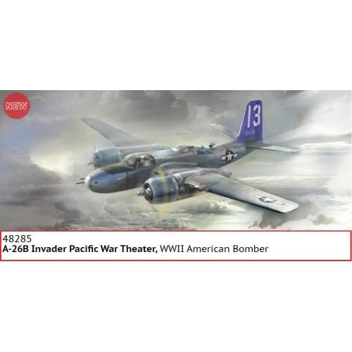 DOUGLAS A-26 B INVADER (Pacifico) -1/48- ICM 48285
