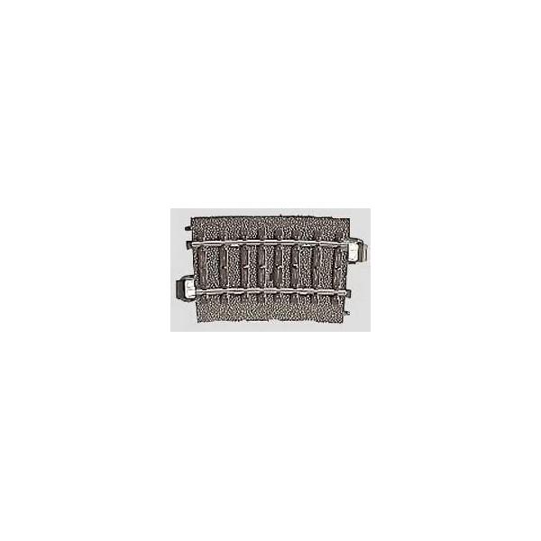 VIA C CURVA R2 (R: 437,50 mm) 5,7º