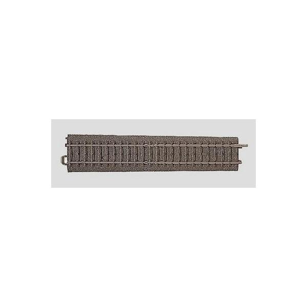 VIA C TRANSICION VIA K (L: 188,00 mm) unidad