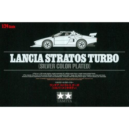 LANCIA STRATOS TURBO - ESCALA 1/24 - TAMIYA 25418