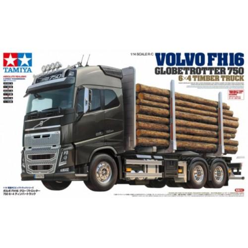 Volvo FH16 Timber Truck TAMIYA 56360