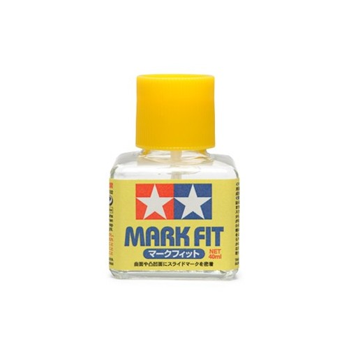 ABLANDADOR DE CALCAS - MARK FIT (40 ml) - Tamiya 87102
