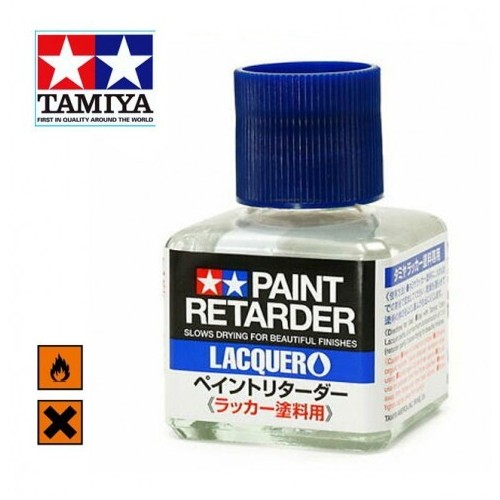 PAINT RETARDER (LACQUER) 40ml TAMIYA 87198