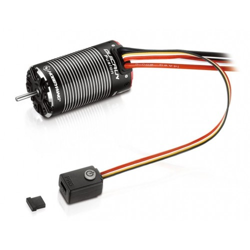 QUICRUN FUSION COMBO FOR ROCK CRAWLER 1800kV - HOBBYWING 30120401
