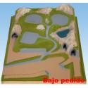 TOPORAMA: EXTENSION LATERAL DERECHO (690 x 1000 x 210 mm) Escala N - Z