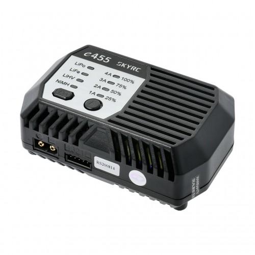 CARGADOR LIPO e455 50W/4A 2-4s /NiMh 7.2-9.6v sky 100170-02 (precisa cable de carga)