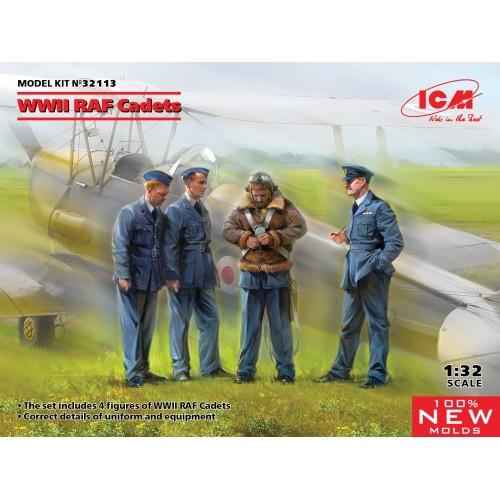 CADETES RAF -Escala 1/32- ICM 32113
