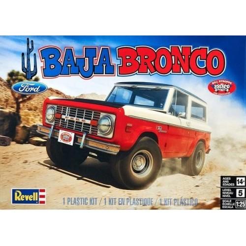 FORD BAJA BRONCO -Escala 1/25- Revell - Monogram 85-4436