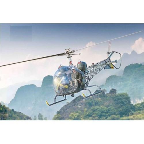 BELL OH-13 SIOUX (España) -Escala 1/48- Italeri 2820