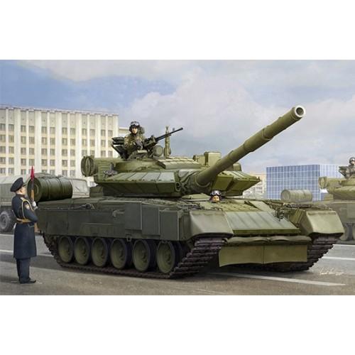CARRO DE COMBATE T-80 BVM (Infanteria Marina Rusa) -Escala 1/35- Trumpeter 09588