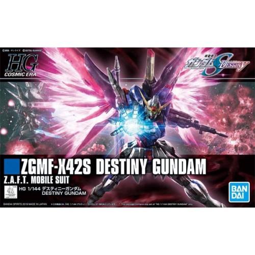 ZGMF-X42S DESTINY GUNDAM -Escala 1/144- Bandai 5057606