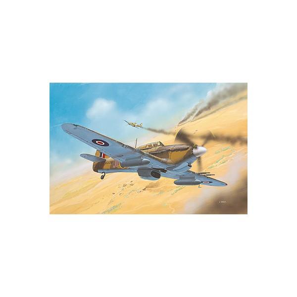 HAWKER HURRICANE MK II C TROP -1/72- Revell 04144