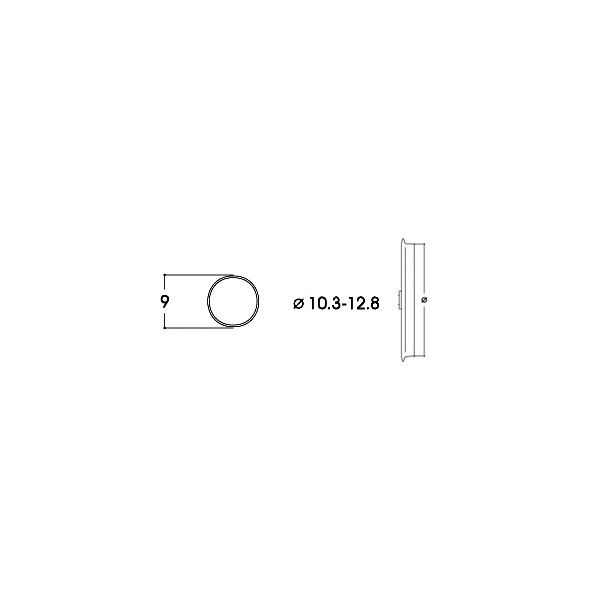 AROS ADHERENCIA 10,3 - 12,8 mm (10 unidades)