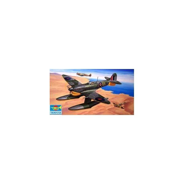 SUPERMARINE SPITFIRE MK-VB SEAPLANE -Escala 1/24- Trumpeter 02404