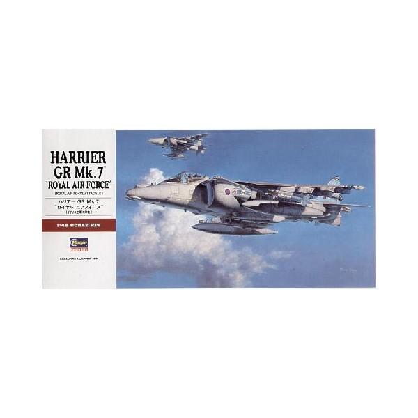 BAE HARRIER GR.7 -Escala 1/48- Hasegawa PT-36