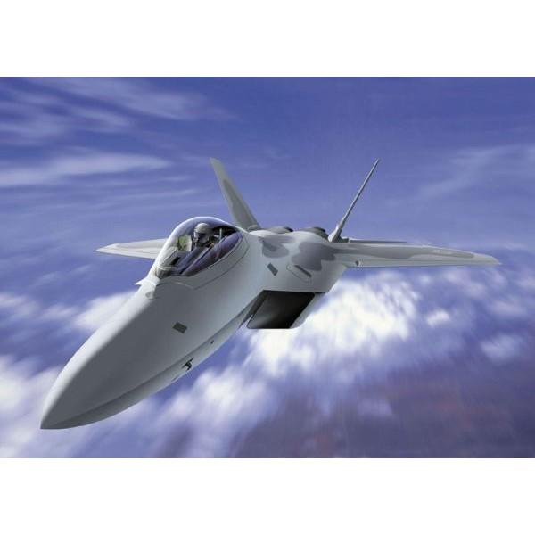 LOCKHEED/ BOEING F-22 RAPTOR - ESCALA 1/72 - ITALERI 1207