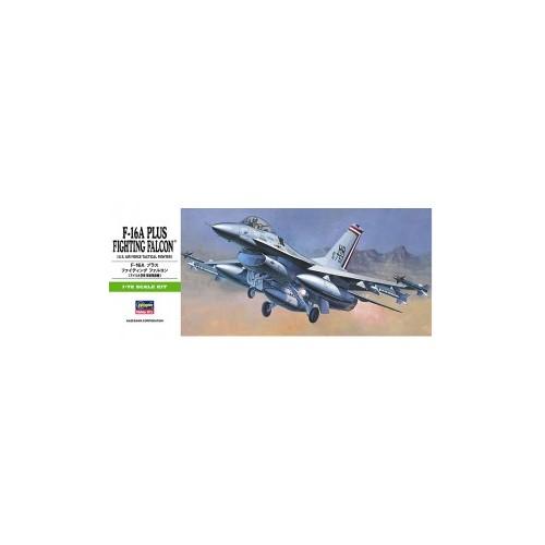 GENERAL DYNAMICS F-16A FALCON escala 1/72 hasegawa b1