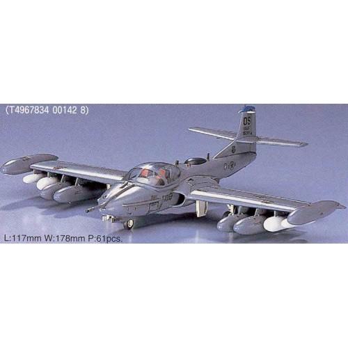 CESSNA A-37 A/B DRAGONFLY escala 1/72 - hasegawa A12
