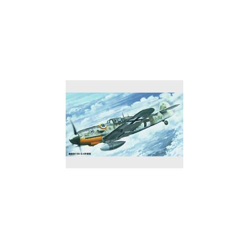 MESSERSCHMITT BF-109 G6 -Escala 1/24- Trumpeter 02407