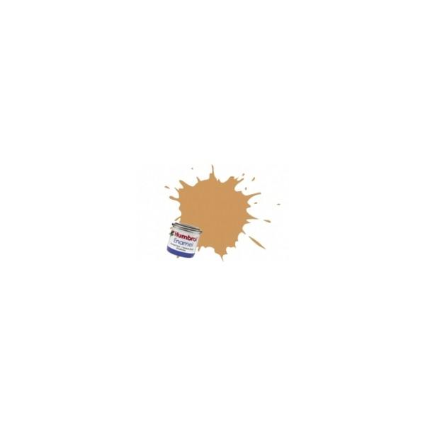 PINTURA ESMALTE ARENA MATE (14 ml) - Humbrol 63 / AA0686