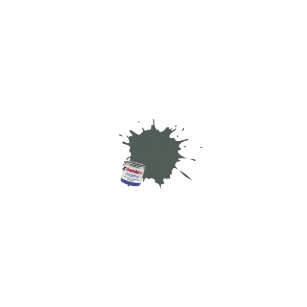 PINTURA ESMALTE GRIS IMPRIMACION (14 ml) - Humbrol 01 / AA0014