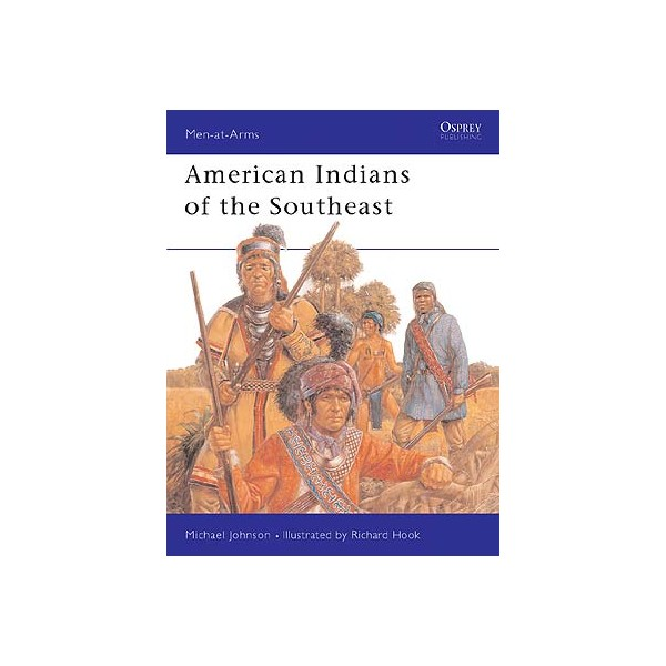 AMERICAN INDIAN OF THE SOUTHEA