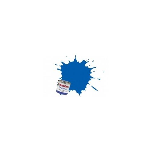 PINTURA ESMALTE AZUL FRANCES BRILLANTE (14 ml) - Humbrol 14 / AA0151